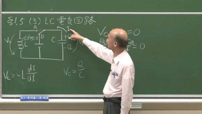 「振動・波動論」前川覚教授 第3回講義(京都大学 全学共通科目)